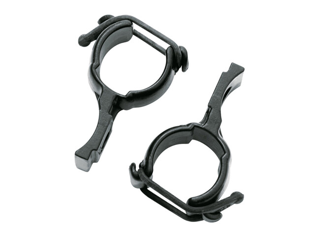 SKS Mounting clips (set) for diameter 23-26 mm